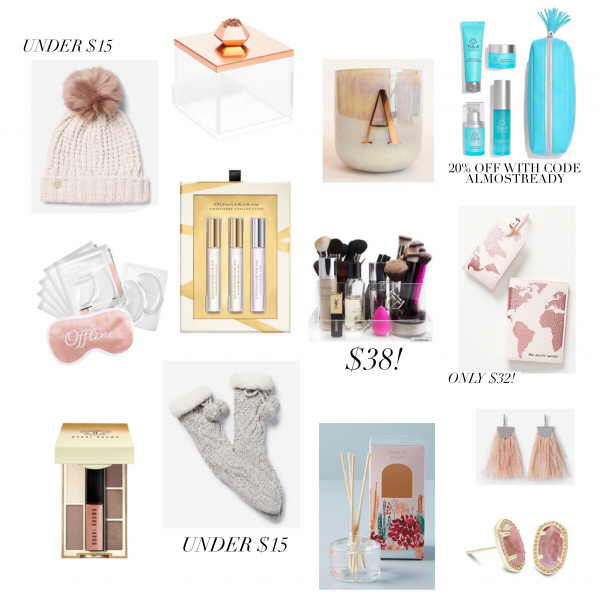 Gift Guide For Your Girlfriends and Guys!