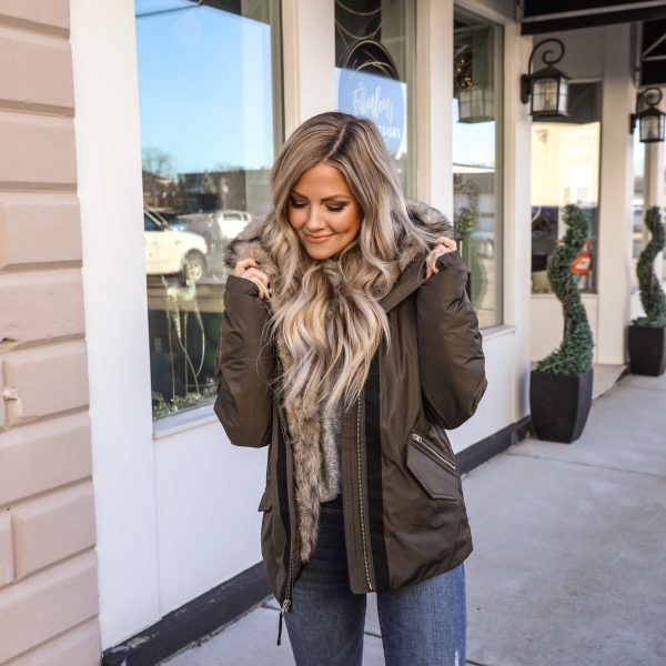 Outerwear Sale with Abercrombie & Fitch
