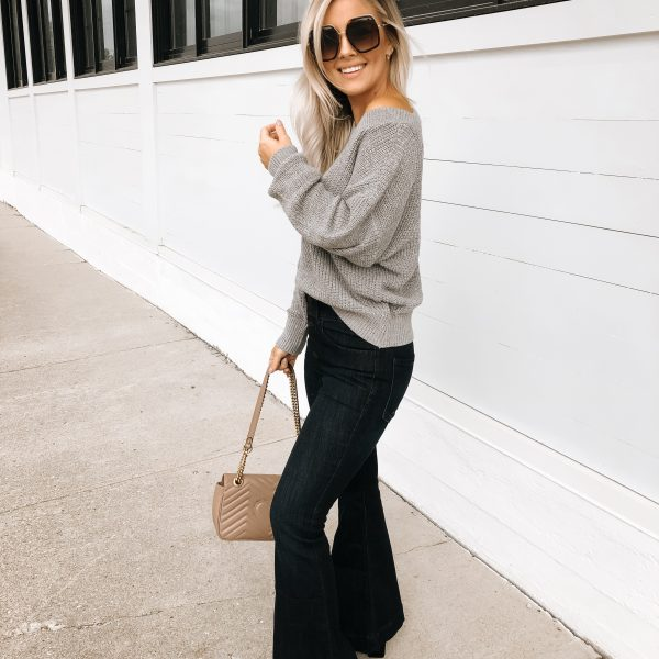 Jeans With Flare