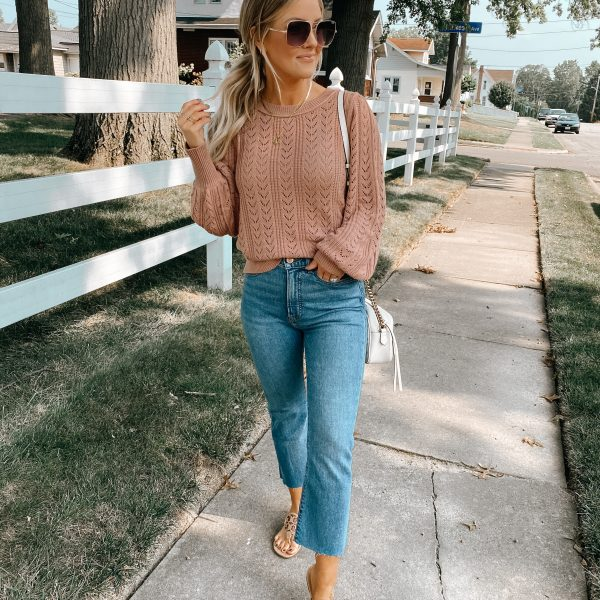 Favorite New Tops for Fall