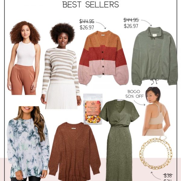 Weekly Roundup, Best Sellers + Coupon Codes!