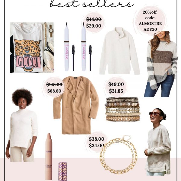 Weekly Recap + Top Looks AND Coupon Codes!