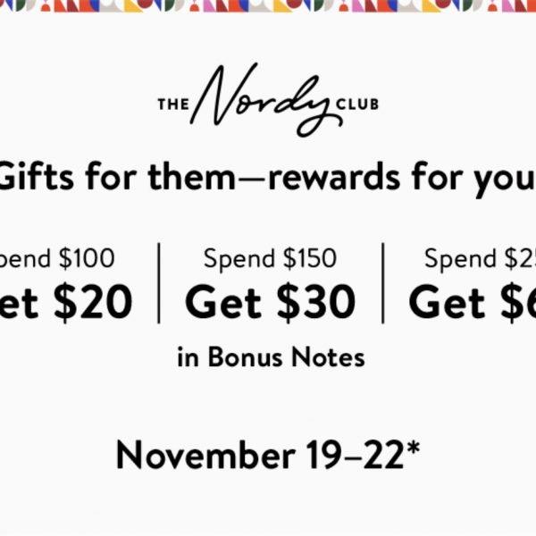 Nordy Club Bonus Notes + Tons of Gift Ideas!